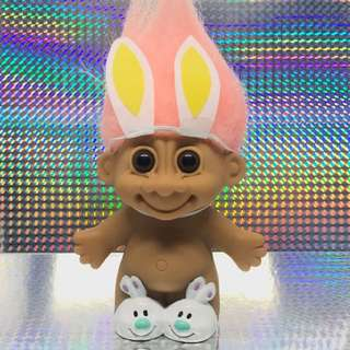 🚚 So...Big<RUSS Troll之淺粉色兔寶寶>