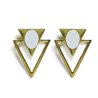 Pyramid of Giza Earrings