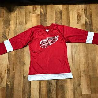 Youth Red Wings Jersey