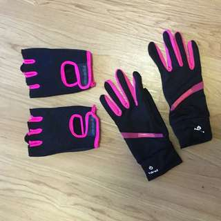 Led Lighting Gloves And Work Out Gloves