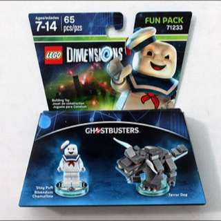 LEGO Dimension Fun Packs 71233 Ghostbusters Stay Puff (MISB)