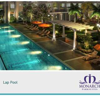 Balmoral Place - Monarch Park Suites Condominium ASEANA Near MALL OF ASIA