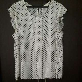 Forever 21 Blouse (XL)