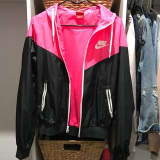 Authentic Nike Hooded Jacket Size M