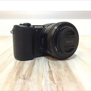 Sony a5100 Body+Kit lens