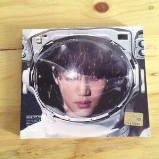 EXO Sing for You Album Kai Cover