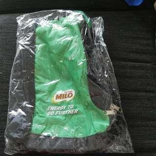 free milo shoe bag
