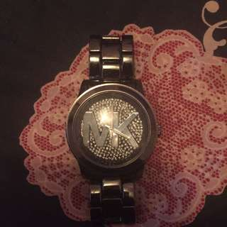 Micheal Kors Watch Black
