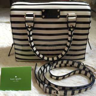 Kate Spate Leather Bag