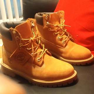 Original Timberlands - Size 5 Fits Like Size 6