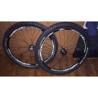 Nukeproof Wheelset 2013( Reserved)