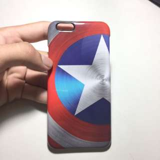iPhone 6/6s Captain America Case