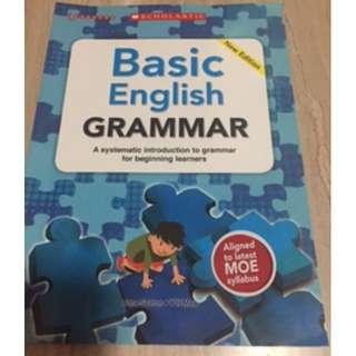 Basic English Grammar (P1 & P2 textbook)
