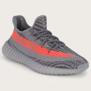 Yeezy Boost 350 v2 size 4.5 mens/ 6 womens Authentic