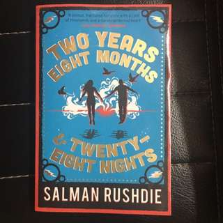 Two Years Eight Month & Twenty Eight Nights By Salman Rushdie