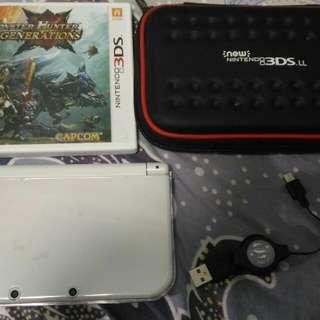 NEW 3DS NINTENDO XL