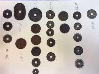 中國歷史錢幣