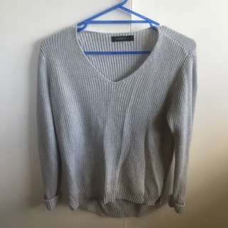 Grey Glassons Knit