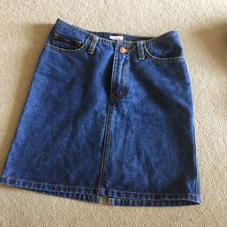 Esprit Denim Skirt