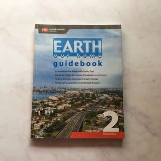 Secondary 2 Geography Guidebook