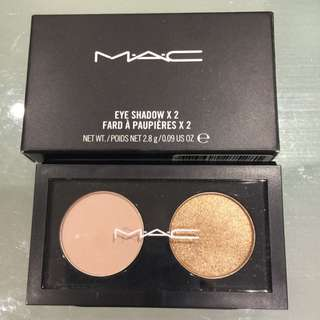 Mac Eye Shadow X 2