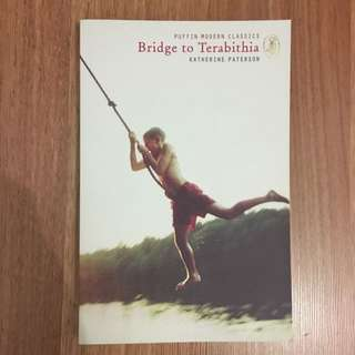 Bridge to Terabithia Novel