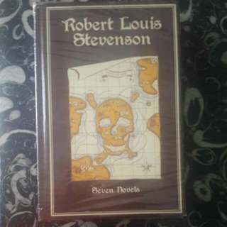 Robert Louis Stevenson Seven Novels