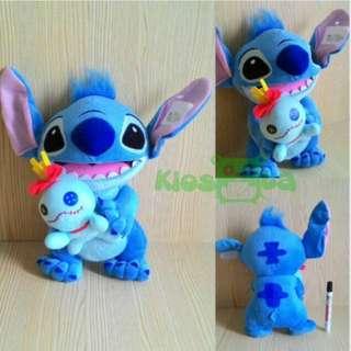 boneka stitch 30 cm