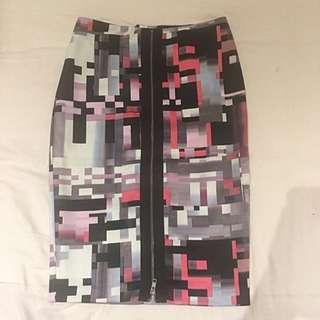Knee Length Skirt Size 6