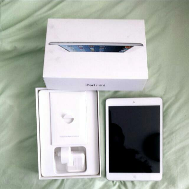 16 GB WiFi IPad Mini