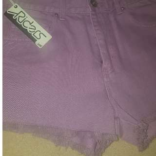 Riders shorts by Lee