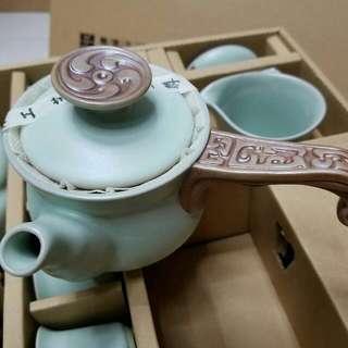 11件茶具套裝(多圖)