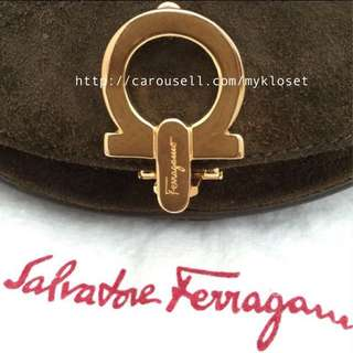 💯Authentic FERRAGAMO Small Bag