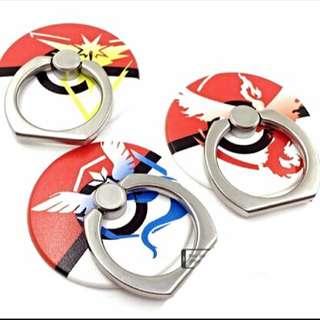 [INSTOCKS!] ✨XMAS SALE✨Matte Pokémon Go Team Rectangular Irings