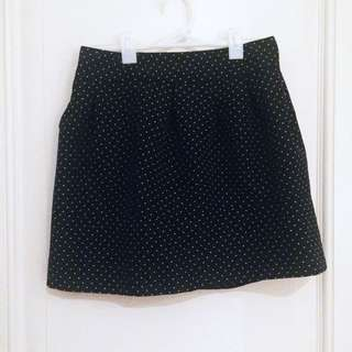 ZARA Polka Dot Skirt