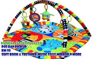 carter music playgym
