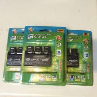 多功能種類轉接器SD TF MS M2 USB轉接器