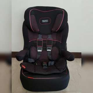BABY CAR SEAT ( FISHER PRICE)  * RESERVED*