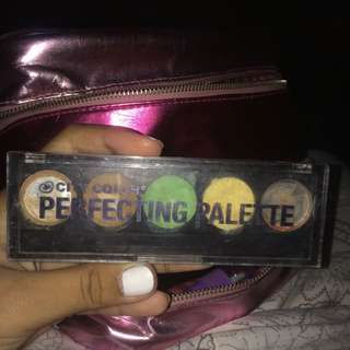 city color corrector pallete