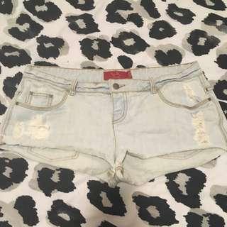 Tigerlilly Denim Shorts