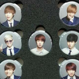 BTS Pin Button [Urgent Selling]