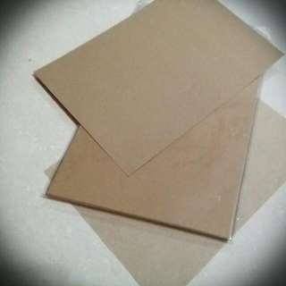 Kraft Paper For Invitations