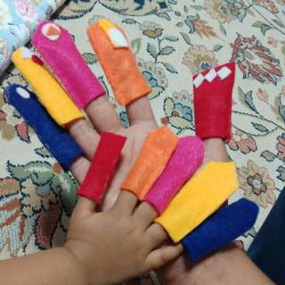 Kids Learning With Finger Family