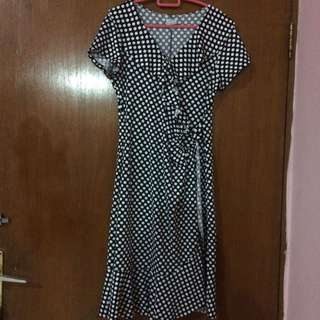 dress polkadot  #1212sale