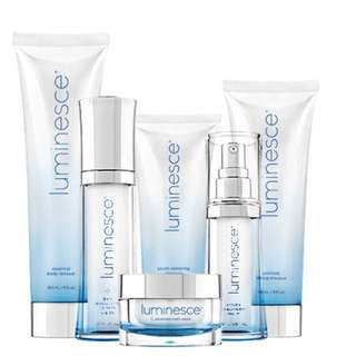 LUMINESCE™  Complete Set - Brand New!
