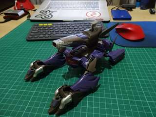 Transformers Prime: Beast Hunter Shockwave LOOSE WITH Manual
