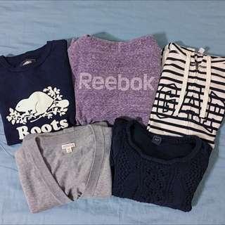 [REDUCED] Sweatshirt/Sweater/Hoodie/Pants