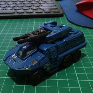 Transformers Movie Scout Beacher (Rare and Loose)