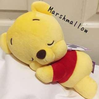 日本迪士尼 趴趴 睡覺 玩偶