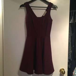 Fit & Flare Dress from Mendocino